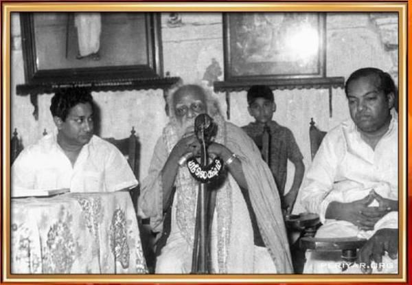 periyar kannadhasan and sivaji